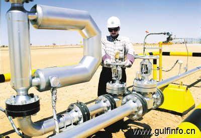 科威特2013年前10个月共执行石油天然气项目合同14亿美元
