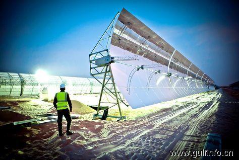 太阳能电厂翻开阿曼能源新篇章