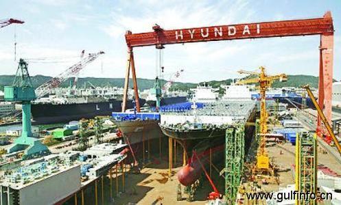 韩国现代重工集团中标建设科威特北祖尔发电站与海水淡化厂第一期项目