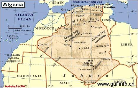 阿尔及利亚铁矿资源简介