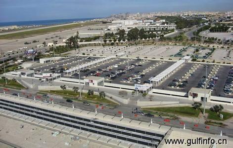 2013年黎巴嫩贝鲁特机场客流量同比上升5.1%