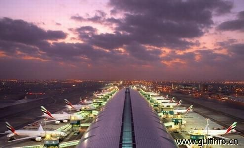 阿联酋航空2013年环球飞行18,753次