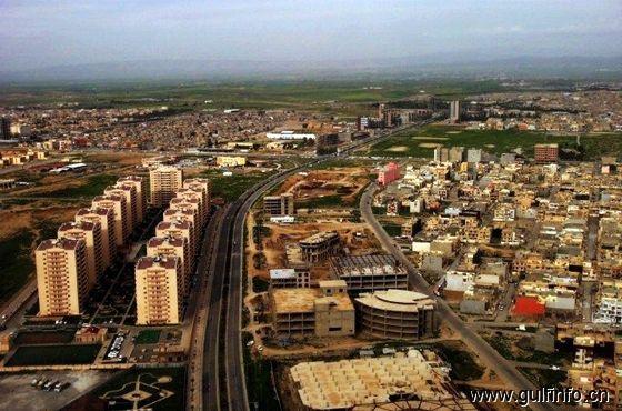 到2015年伊拉克库尔德地区将有四百万游客