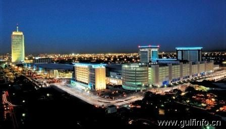 迪拜世界贸易中心部署<font color=#ff0000>L</font>G视频墙