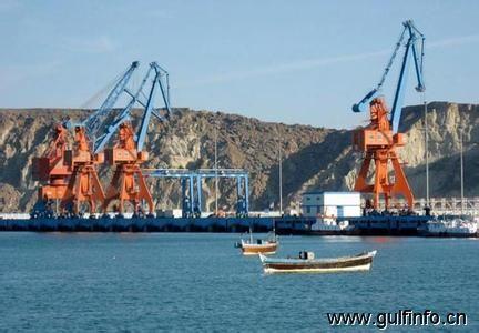 阿拉伯海上运输线拟准备开通建设