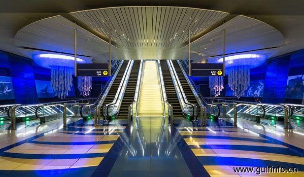 迪拜地铁将出现<font color=#ff0000>电</font><font color=#ff0000>影</font>院