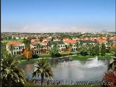 Indigo将在迪拜开发热带风情别墅项目