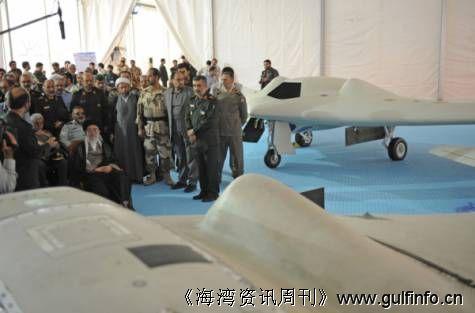 伊朗称已经成功复制了美国的无人机