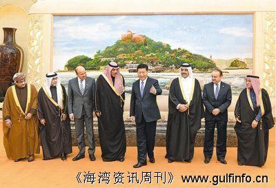 """中国丝绸之路经济带巧遇海湾国家""""向西看"""""""