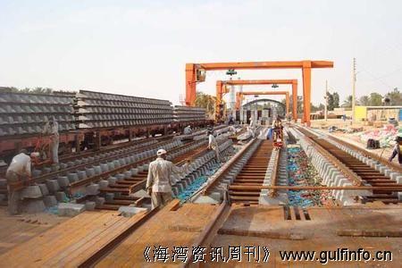 阿尔及利亚政府将加强与中国企业铁路项目的合作