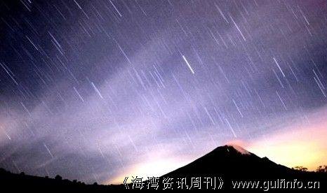 数十年一见的流星雨将出现在迪拜夜空