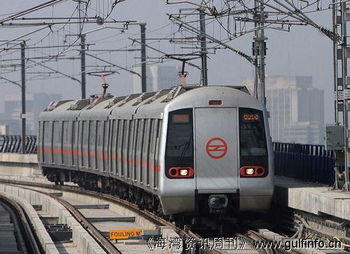 印度地铁市场近况