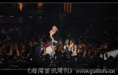 终于要来了!Lady Gaga迪拜演唱会时间敲定
