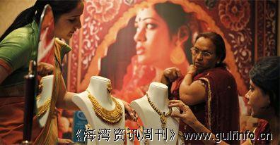 印度金价可能降到每10克黄金25000卢比