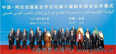 阿拉伯国家人士积极评价习主席在中阿合作论坛第六届部长级会议开幕式上的重要讲话