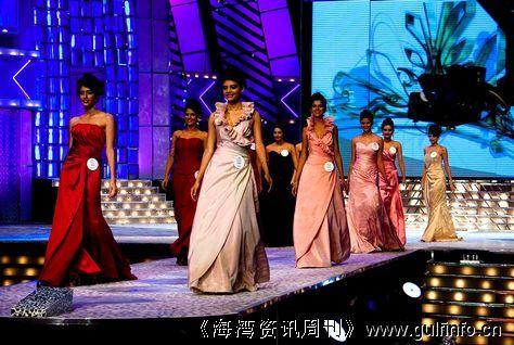 迪拜将举办2014世界印度小姐选美大赛