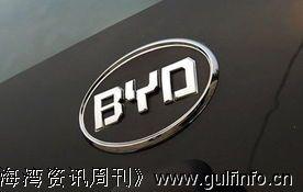 国产品牌比亚迪汽车正式进入沙特市场