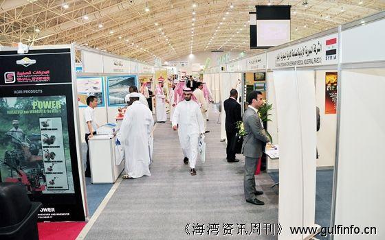 今年的沙特农业展展示了许多行业内的高级解决方案和顶尖产品