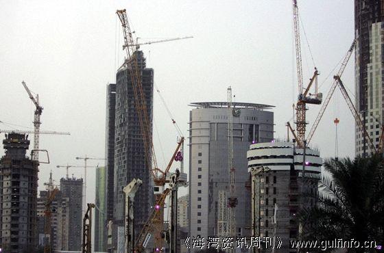 卡塔尔建筑业将增长14.1%