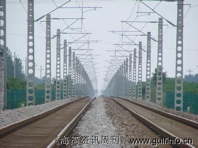 中国公司拿下900公里铁路电气化项目