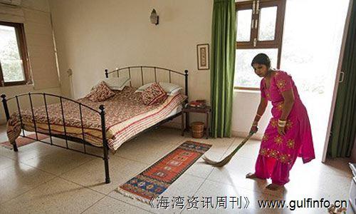 沙特阿拉伯招收印度女佣来缓解家政市场劳动力短缺