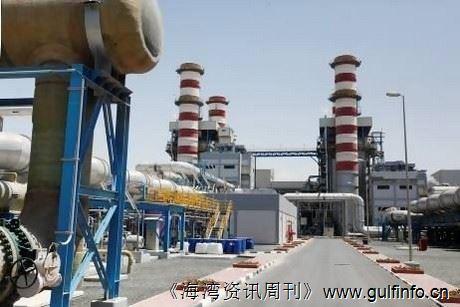 阿联酋最大的能源&海水淡化工程---杰贝阿里联合循环发电站