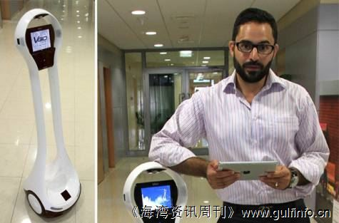 阿联酋医院引进机器人远程帮助病患