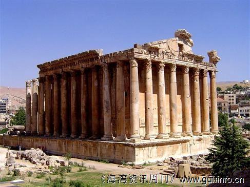 诸神的巴勒贝克——黎巴嫩巴勒贝克