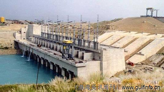 中巴就投资24亿美元的科哈拉水电站项目达成协议