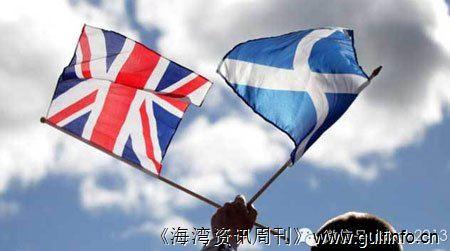 苏格兰独立公投大事记