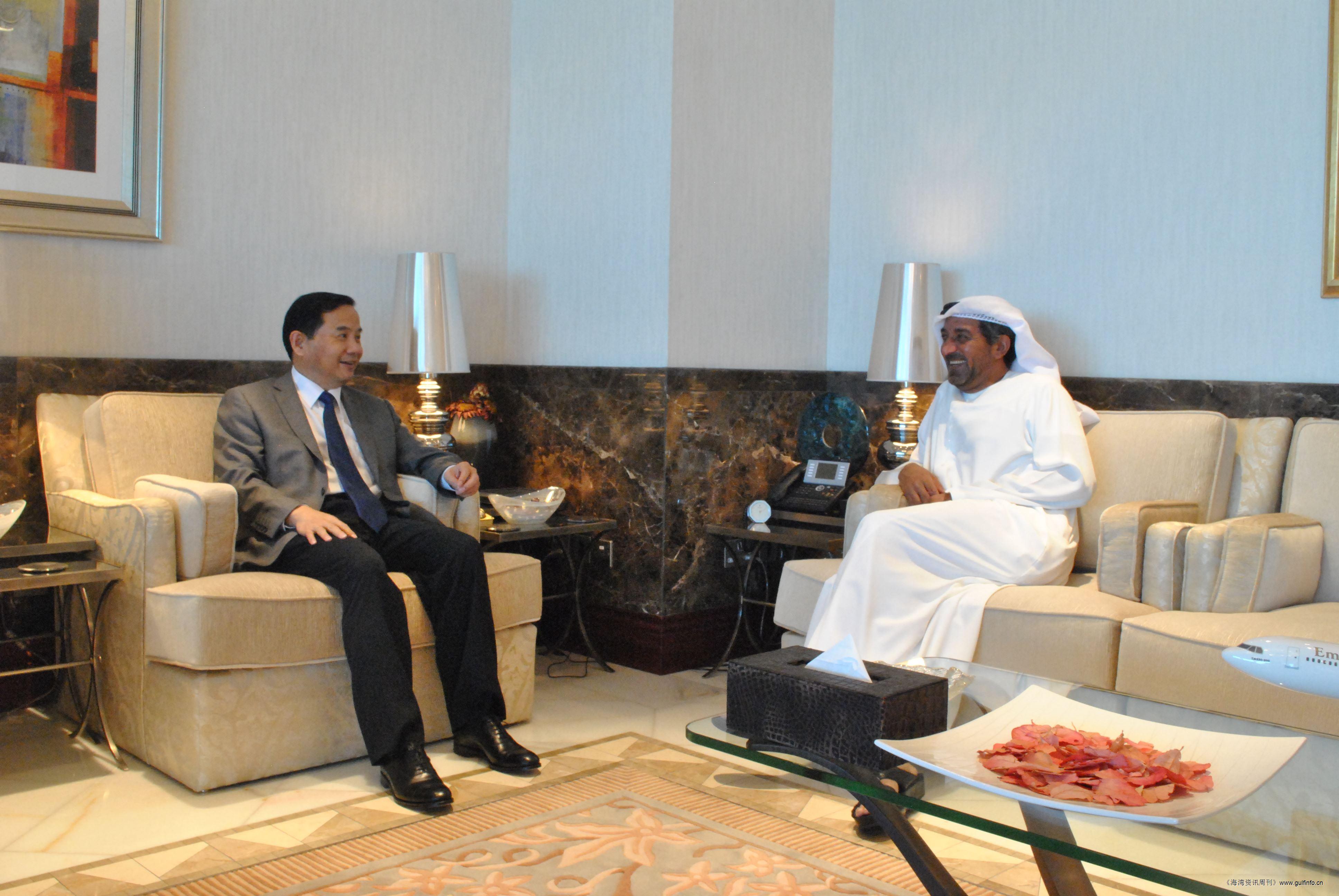 阿联酋 重建丝路促华商发展