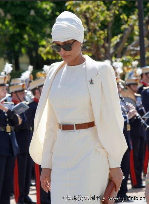 引领时尚潮流的卡塔尔莫扎王妃