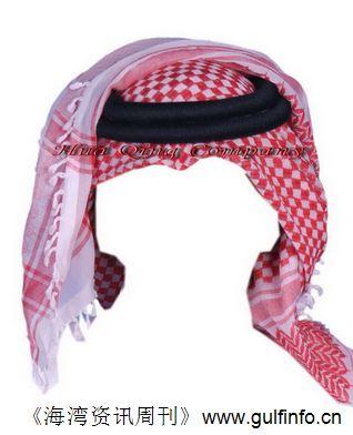 阿拉伯人头上戴的头巾与头圈儿的颜色和样式解说