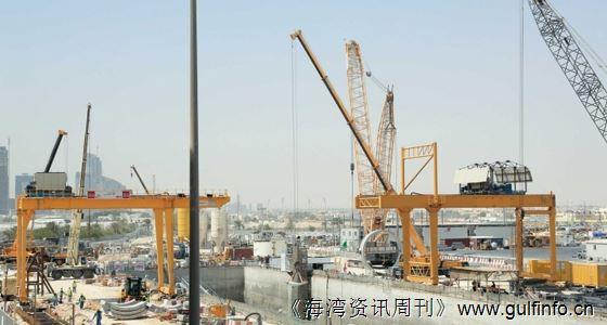 乐天工程建筑集团承建卡塔尔地铁建筑工程