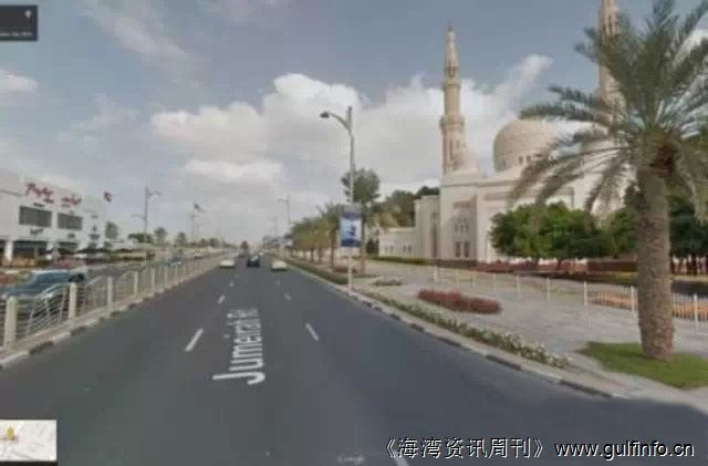 迪拜成为阿拉伯国家首个推出完整谷歌街景城市