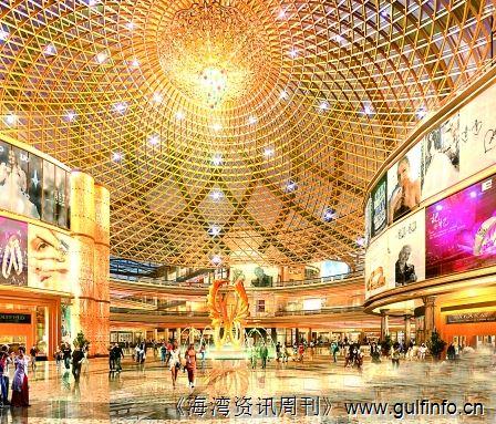 """重庆将复制""""迪拜黄金街"""""""