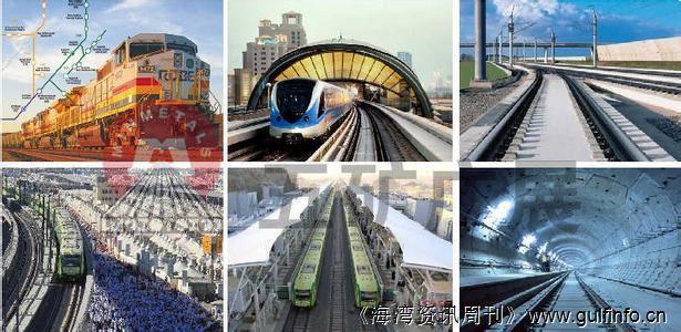 海合会地区将为铁路项目投资超过2000亿美元
