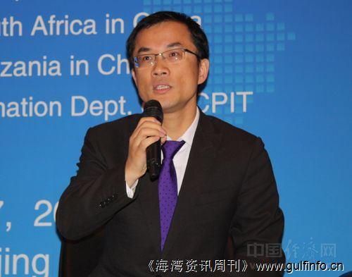 钱建平:中国产品在非洲很受欢迎 叫得响的品牌很少
