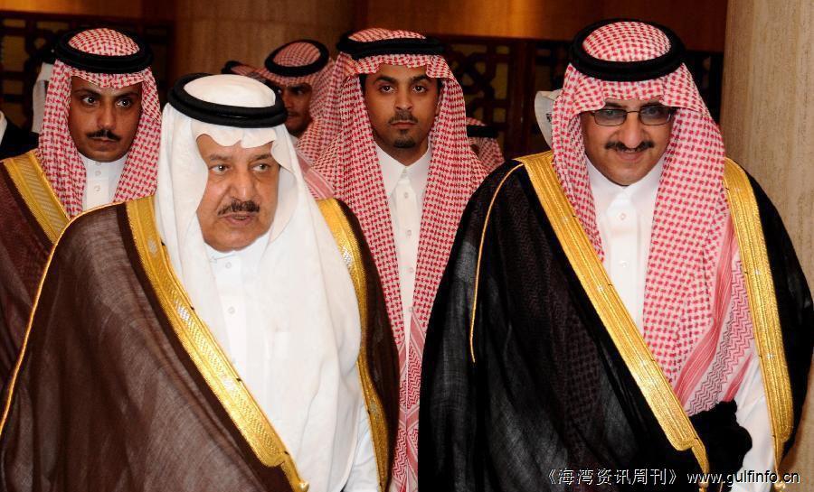 沙特新任国王颁布多项新政