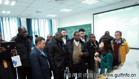 肯尼亚总统政治顾问率队访问中国民航大学寻合作