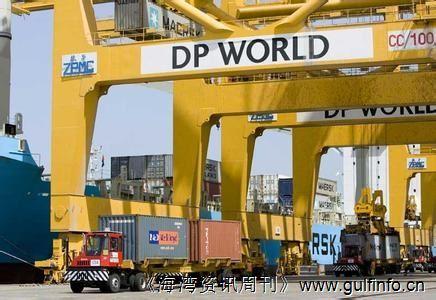迪拜环球港务2014年处理集装箱6,000万TEU
