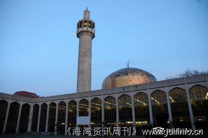 英国鲜为人知的一面:在英国的清真寺