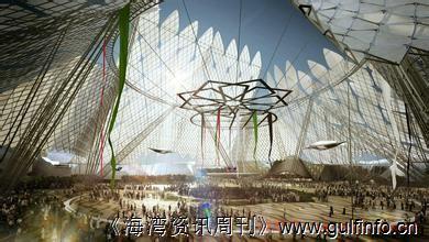 中国公司期待参与迪拜世博会项目