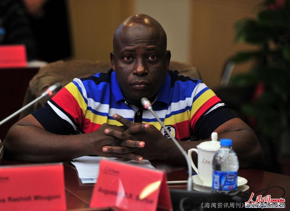 德媒:中国进入非洲媒体市场 把真实中国呈现给非洲