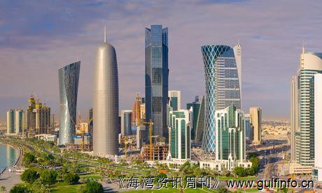 卡塔尔投资局和中国企业的互动,其中包含对中国投资