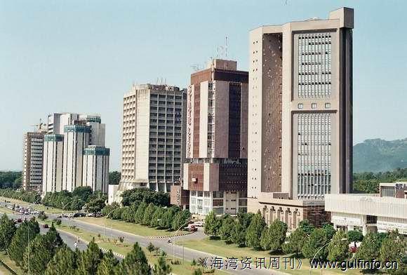 中国12家公司深入巴基斯坦