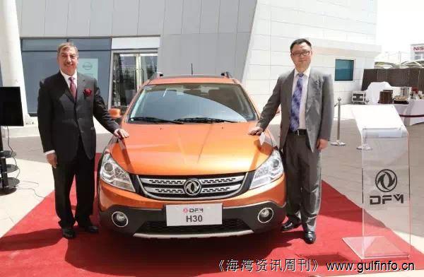 中国汽车品牌阿联酋新车发布:你会买吗?