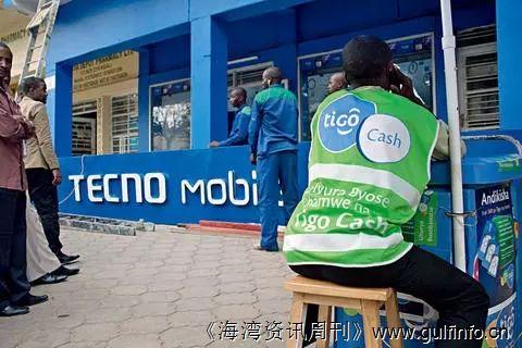 隐形巨头征非洲 Tecno手机力拓上下游