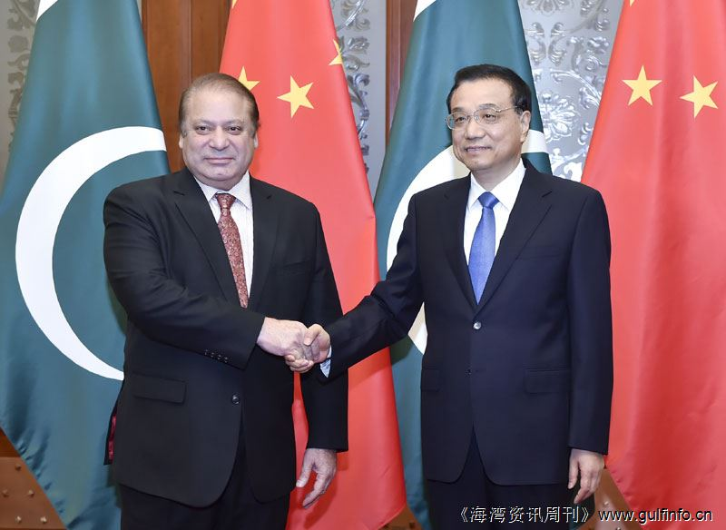 巴基斯坦国内就中巴经济走廊线路问题达成一致