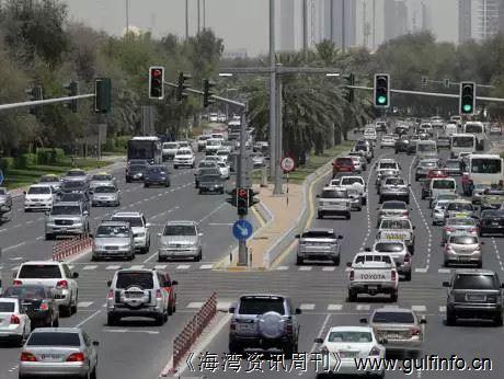 从世界贸易中心至迪拜购物中心将安装智能泊车传感器